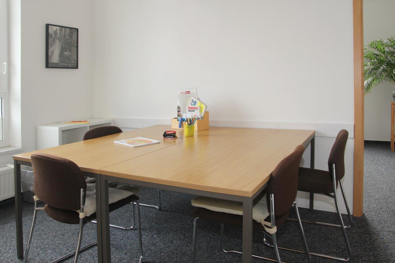 Projekt Lernhilfe Räume
