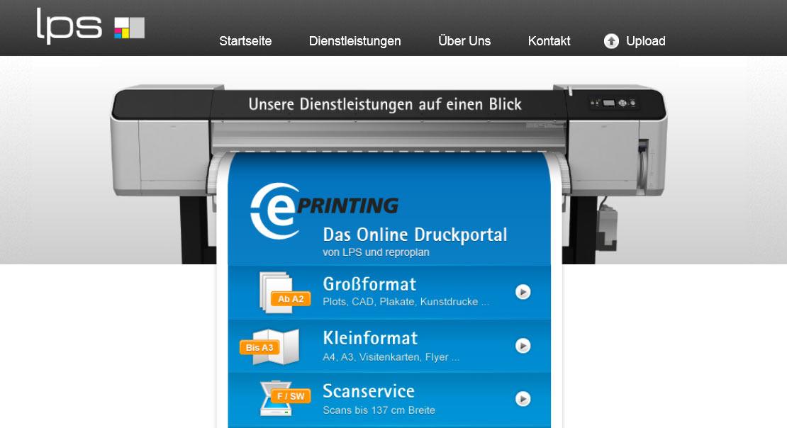 PJL-Blog Empfehlung, LPS- Druckerei in Hannover