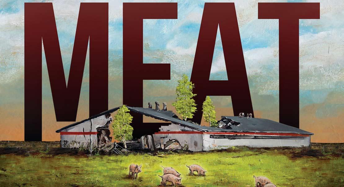 Schluss mit dem Fleisch essen